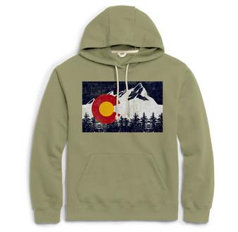 Essential Co Flag  Hood