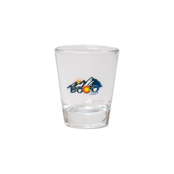 Boco Logo Shot Glass