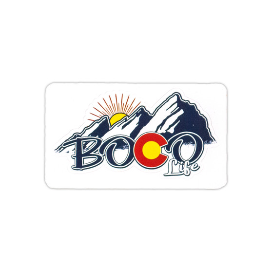 Boco Sticker