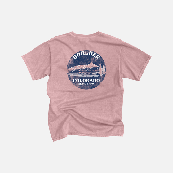 Authentic Mountain Flatirons SST