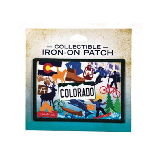 79289-PTCH Pop Art Patch