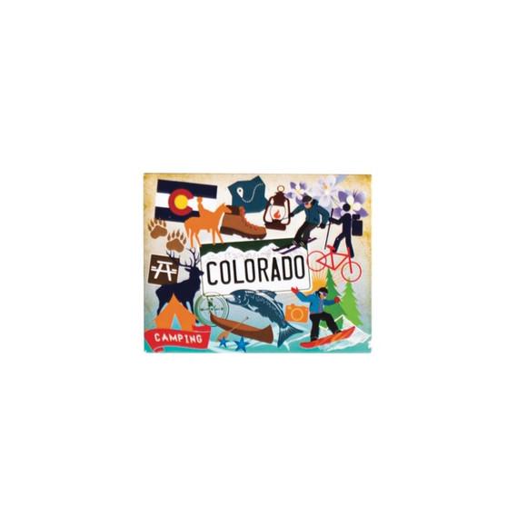 23B79289-Pop Art Colorado 2x3 Magnet