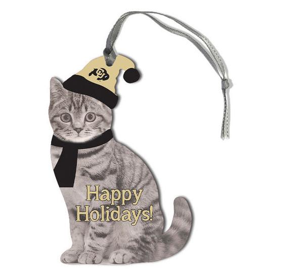 Cu Cat Ornament