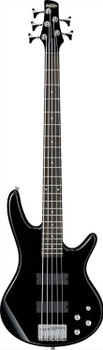 Ibanez GSR205BK GIO Series 5-String Electric Bass Guitar, Black