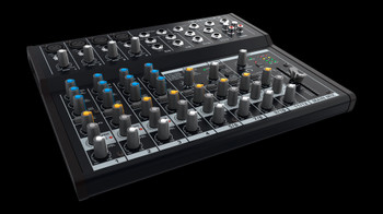 Mackie Mix12FX 12-channel Compact Mixer w/ Effects