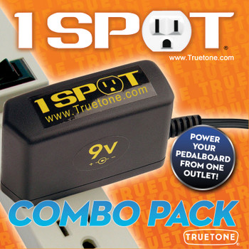 1 Spot NW1CP2-US Combo Pack