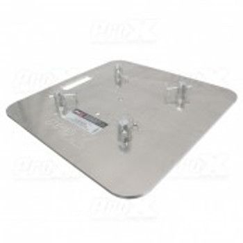 "Pro X XT-BP2020A  20""X20"" Aluminum Base Plate w/ Connectors 10MM"