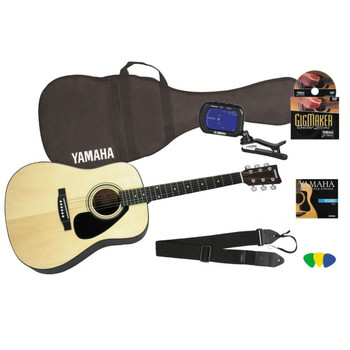 Yamaha GIGMAKER STD Gigmaker Standard Acoustic Guitar Pack