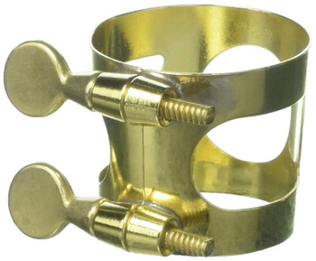 American Plating 334G Alto Sax Gold Ligature