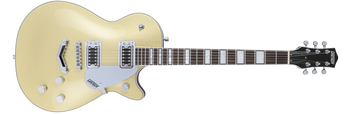 Gretsch 2517110579 G5220 Electromatic Jet BT Single-Cut with V-Stoptail, Black Walnut Fingerboard, Casino Gold