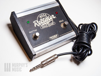 MMP Mesa Boogie Rectifier Solo 50 Footswitch