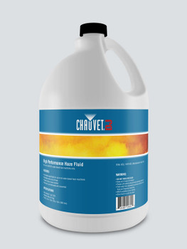 Chauvet HFG High Performance Haze Fluid, 1 Gallon