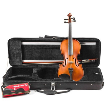 Palatino VN-500 Genoa Violin Outfit w/ Case & Bow, 4/4 Size
