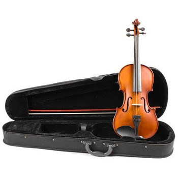 Palatino VN-300 4/4 Violin Outfit Genoa Series Hand-carved Spruce Top
