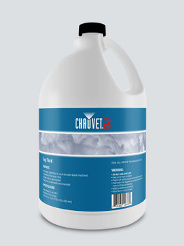 Chauvet FJU High Performance Water-based Fog Fluid, 1 Gallon