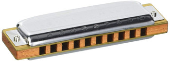 Hohner 532BX-D Blues Harp, Key of D