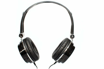 CAD Audio MH100 Closed-back Studio Headphones, 40mm Drivers, Black