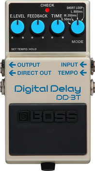 Boss DD-3T Digital Delay for Electric Guitar