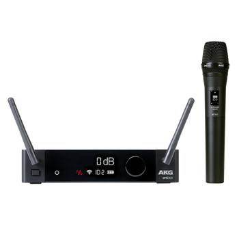 AKG DMS300 Digital Wireless Handheld Microphone System