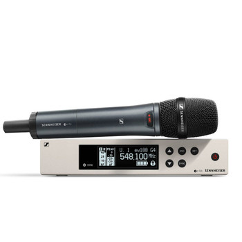 Sennheiser EW 100 G4 Lavalier Wireless System With Me2 Omnidirectional Lavalier