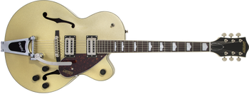 Gretsch 2804600544 G2420T Streamliner Hollow Body with Bigsby, Laurel Fingerboard, Broad'Tron BT-2S Pickups, Golddust
