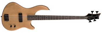 Dean E09M SN Edge 09 4-String Electric Bass Guitar, Satin Natural