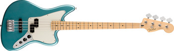 Fender 0149302513 Player Jaguar Bass, Maple Fingerboard, Tidepool