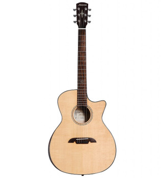 Alvarez AGFM80CEAR Artist Elite Grand Auditorium Cutaway Acoustic Electric, Natural