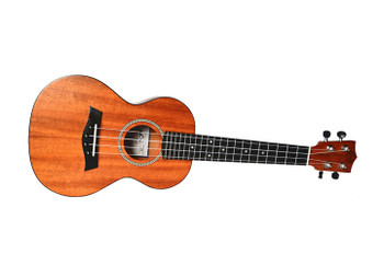 Twisted Wood RR-200C Rock Roots Series Concert Ukulele With Bag