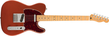 Fender 0147332370 Player Plus Telecaster®, Maple Fingerboard, Aged Candy Apple Red