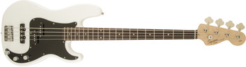Squier 0370500505 Affinity Series Precision Bass, Pj, Laurel Fingerboard, Olympic White