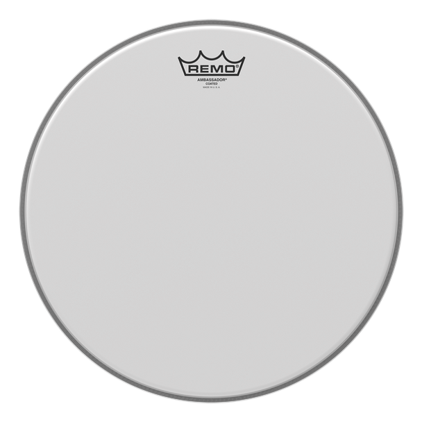 Remo BA-0114-00 Batter, Ambassador, Coated, 14'' Drum Head