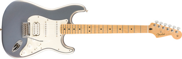 Fender Player Stratocaster HSS, Maple Fingerboard, Silver