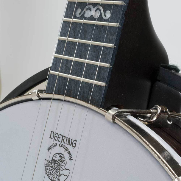 Deering A2 Artisan Goodtime Two 5-String Banjo with Resonator
