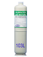 103L Disposable Calibration Gas