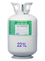 221L Disposable Calibration Gas Cylinder