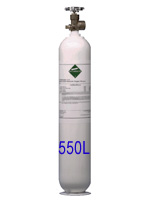 550L Disposable Calibration Gas Cylinder