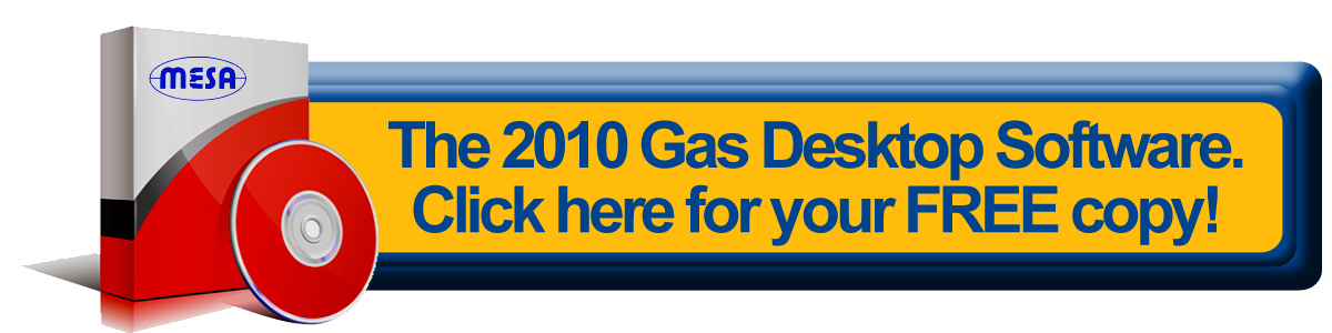 Install the MESA Free Specialty Gas Desktop Software Here