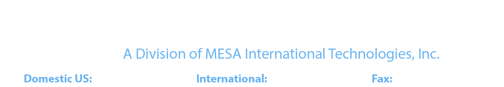 MESA Specialty Gases & Equipment