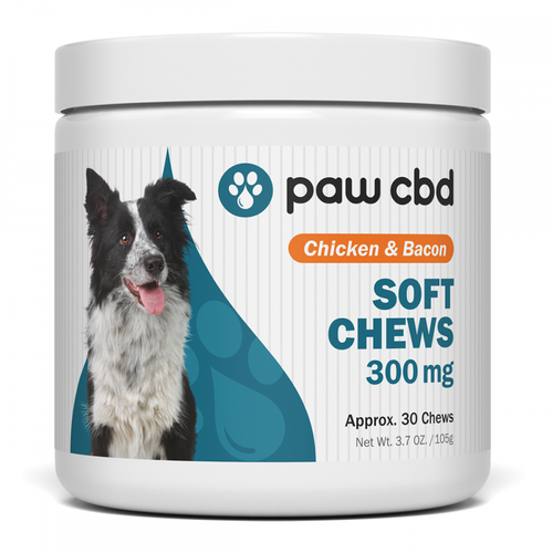 cbdMD Paws cbd Soft Chews 300 mg