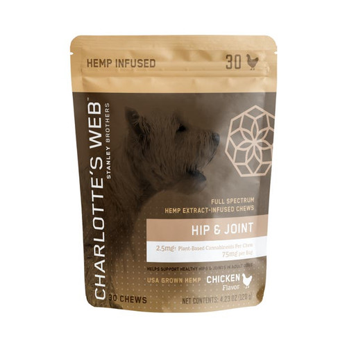 Hip & Joint Chews for Dogs