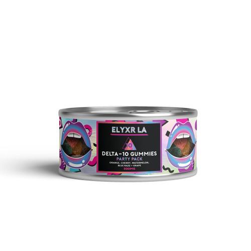 Delta 10 Gummies