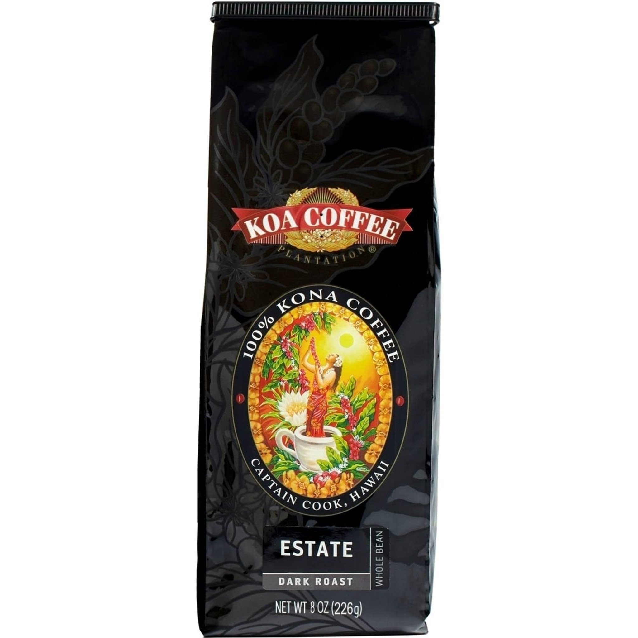 Koa Coffee Estate Dark Roast 100% Kona Coffee