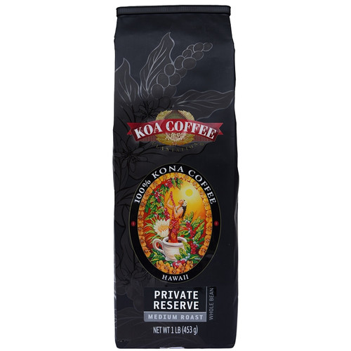 Private Reserve Kona Coffee Beans