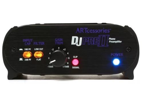 ART - DeeJayPre II Phono Preamp (DJ Pre II)