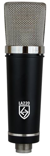 Lauten Audio LA-220 Large-diaphragm Condenser Microphone