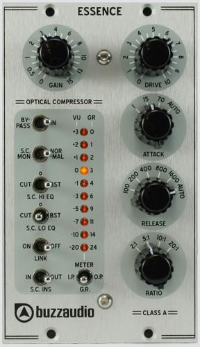 Buzz Audio - Essence 500 Series Optical Compressor