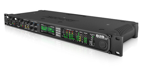 MOTU 828mk3 FireWire/USB2 audio interface with on-board effects and mixing, 192kHz