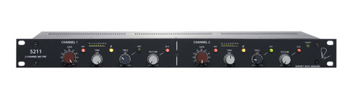 Rupert Neve Designs - 5211 2 CHANNEL MICROPHONE PREAMP