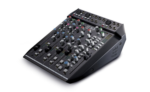Solid State Logic - SiX The Ultimate Desktop Mixer